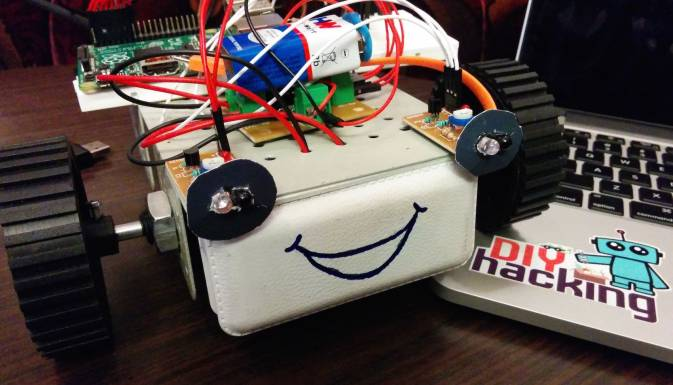Build Raspberry Pi robots: Best Tutorial for beginners
