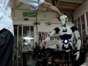 Build Yours | InMoov Open Source #D Printed Life-Size Robot
