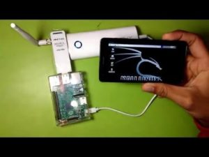Creation of Portable Hacking Machine using Raspberry Pi || PNPtutorials – YouTube
