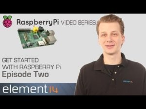 Get Started with Raspberry Pi – Exploring Pi – Part 2 – YouTube