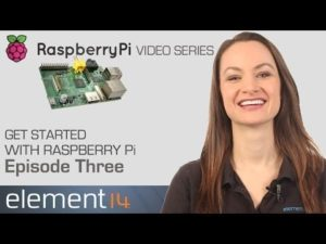 Get Started with Raspberry Pi 3 – Online with Pi – YouTube
