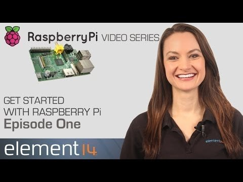 Get Started with Raspberry Pi 1 – Unboxing Pi – YouTube