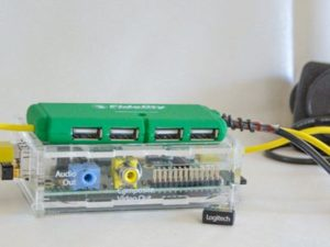 A Power Supply & Self Powered USB Hub for Raspberry Pi – Hackster.io