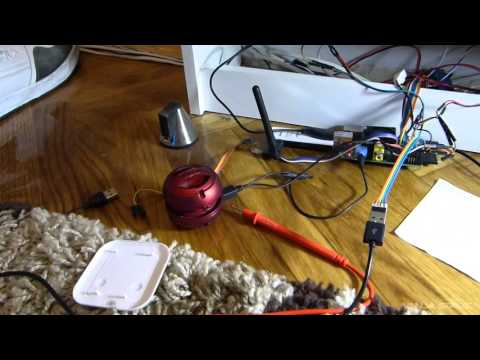 Advanced Home Control System – A Raspberry Pi Project – YouTube