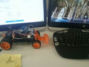 Android controlled Toy using raspberry,arduino, motor shield – Hackster.io