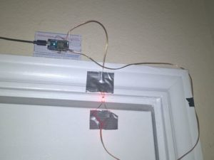 Apartment Motion Detector Security System – Hackster.io