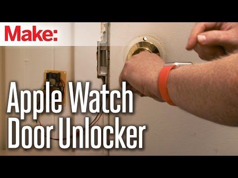 Apple Watch Door Unlocker – YouTube