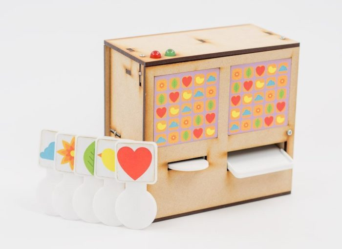 – Keep your candies safe with Candy Locker and Intel Edison