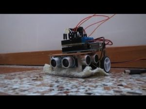 ARDUINO Cleaner Bot – YouTube