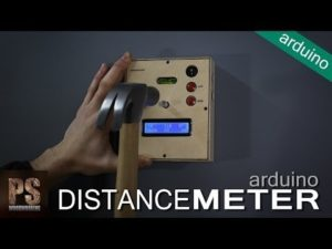 Arduino Distance Meter – YouTube