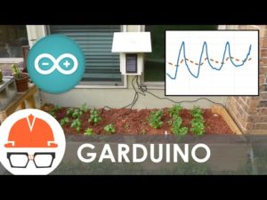 Arduino Garden Controller – Automatic Watering and Data Logging – YouTube