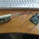 Arduino magnetic stripe decoder