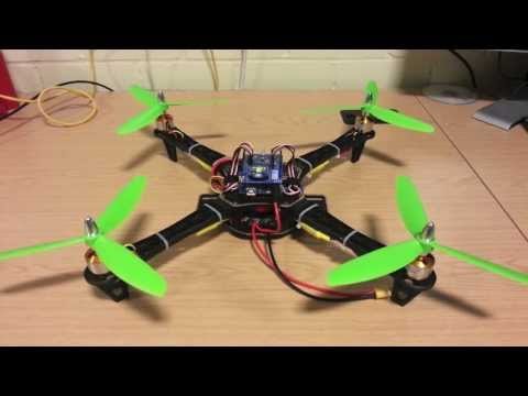 Arduino Quadcopter – Phase 3 (The Rebuild, Part Reviews and Tips) – YouTube