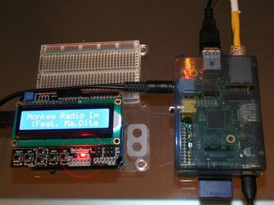 Arduino / Raspberry Pi Internet Radio – Hackster.io