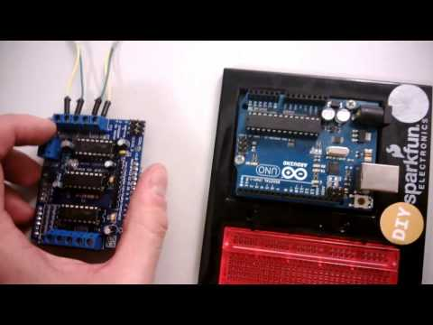 Arduino – RC Car Hacked together tutorial – YouTube