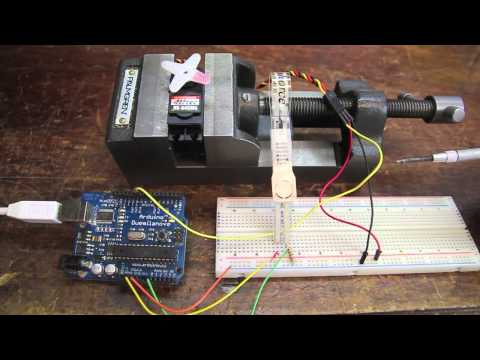Arduino Servo Tutorial 1 of 2 – YouTube
