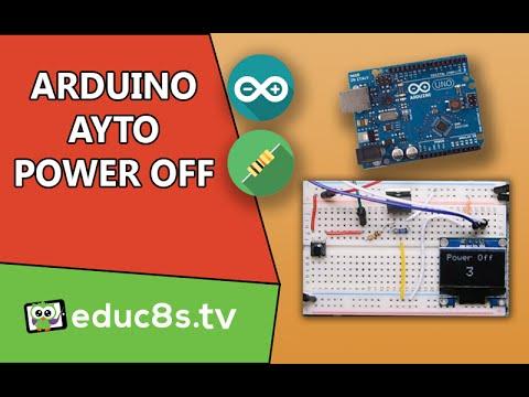 Arduino Tutorial: Arduino Auto Power off. Make Arduino power off itself! – YouTube