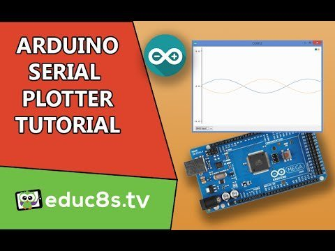 Arduino Tutorial: Serial Plotter the new impressive tool of the Arduino IDE. – YouTube
