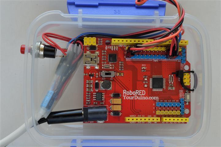 Arduino: Ultrasonic Reversing Monitor Part2 | element14 Community