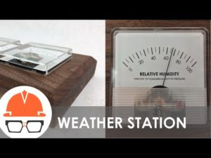 Arduino Weather Station – Internet of Things and the Particle Photon – YouTube