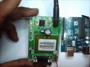 ARDUINO WITH GSM – Making a Call & Sending SMS – YouTube