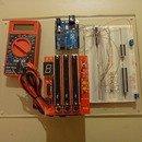 Arduino-Plex: Plexiglass Arduino Work Surface