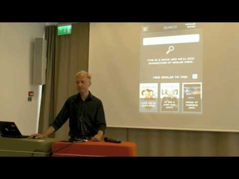 Artificial Intelligence, Machine Learning and Big Data – Lars Hård – YouTube