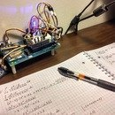 Automated Study Environment with Intel Edison