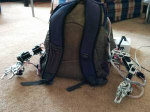 Autonomous Robotic Helper Backpack (cyborgdistro.com)