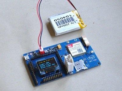 BPI-GSM module with arduino – Hackster.io