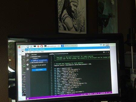 Building Visual Studio Code on a Raspberry Pi 3 – Scott Hanselman