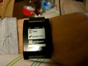 Control a Door Lock from a Smartwatch  – Hackster.io