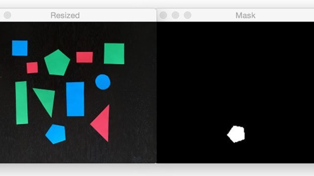Determining object color with OpenCV - PyImageSearch   Codemade io