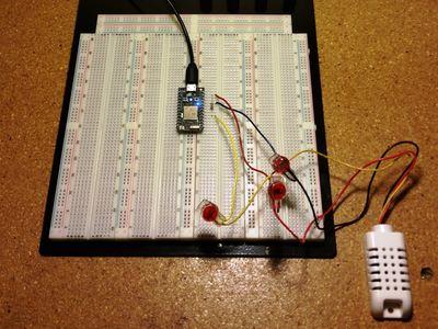 DHT Sensor  – Hackster.io