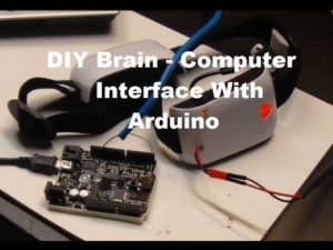 DIY Brain-Computer Arduino  Interface Tutorial Part 3- Testing – YouTube