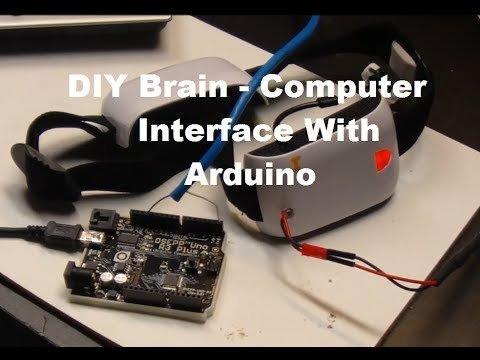 DIY Brain-Computer Arduino  Interface Tutorial Part 2 – YouTube