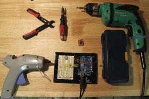 DIY Fingerprint Scanning Garage Door Opener « Adafruit Industries – Makers, hackers, artists, de ...