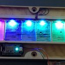DIY slim NeoPixel strip with Spark Core
