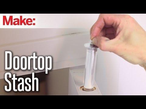 Doortop Stash – YouTube