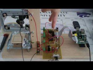 engravR (RPi Laser Engraver) – YouTube
