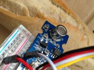 ESP8266 and Air Quality sensor – Hackster.io