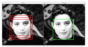 (Faster) Non-Maximum Suppression in Python – PyImageSearch