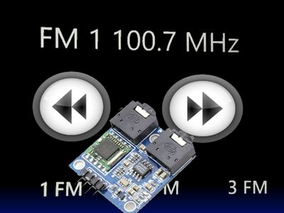 FM Radio TEA5767 – Hackster.io