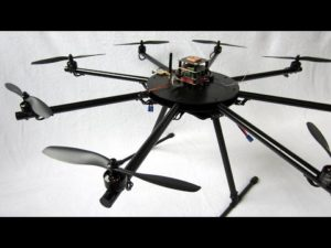 From a diy Arduino quadcopter to a versatile octocopter flight controller. – YouTube