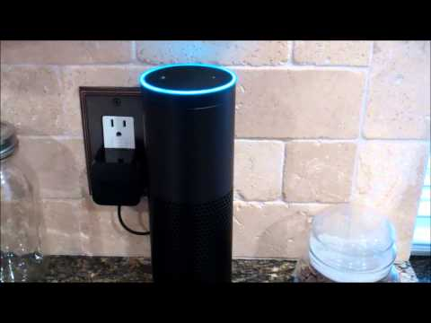 Fun With Amazon Echo – YouTube