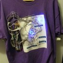 God Particle Wearable LHC Demonstrator Shirt