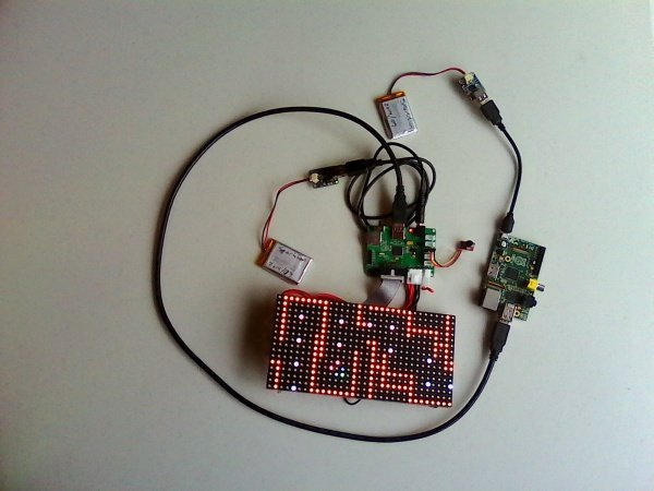 Hackers in Residence: The Sound Visualizer – learn.sparkfun.com