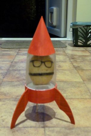 Raspberry Pi -Heston, We Have A Potato   Dave Akerman