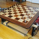 How to Build an Arduino Powered Chess Playing Robot