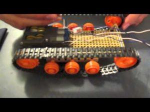 How to build arduino ultrasonic tank – YouTube